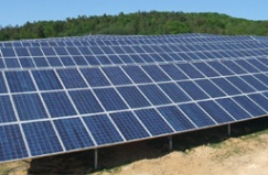 Ground photovoltaic systems