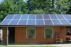 Roof photovoltaic systems